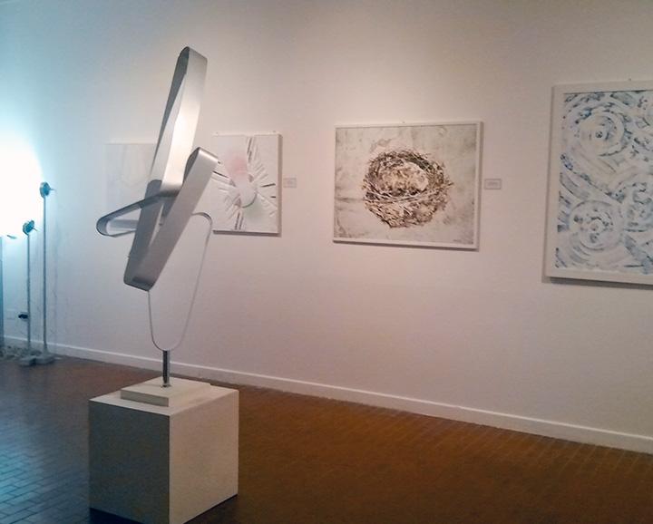 Venezia, 2015, 56ª Biennale, Grazie Italia Padiglioni Nazionali Uniti Guatemala e Grenada, 28 ottobre 2019, Scultura: Corpo Vuoto Luminoso, 2016